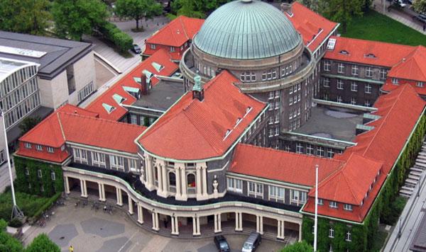معرفی دانشگاه هامبورگ آلمان
