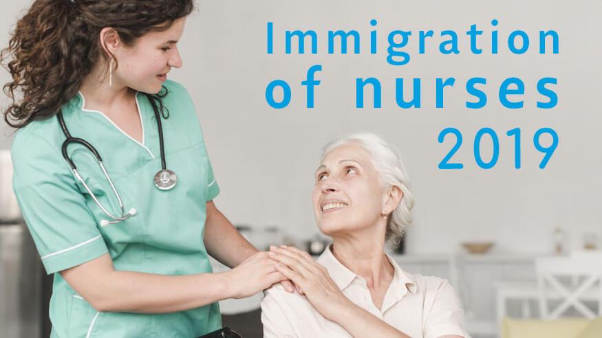 Immigration-of-nurses-2019