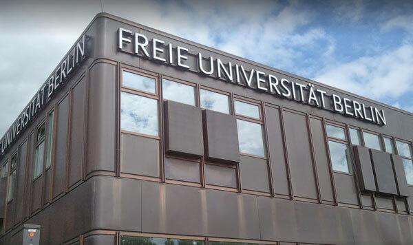 دانشگاههای آلمان، دانشگاه آزاد برلین