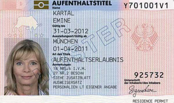 اقامت آلمان را چگونگی دریافت کنیم؟