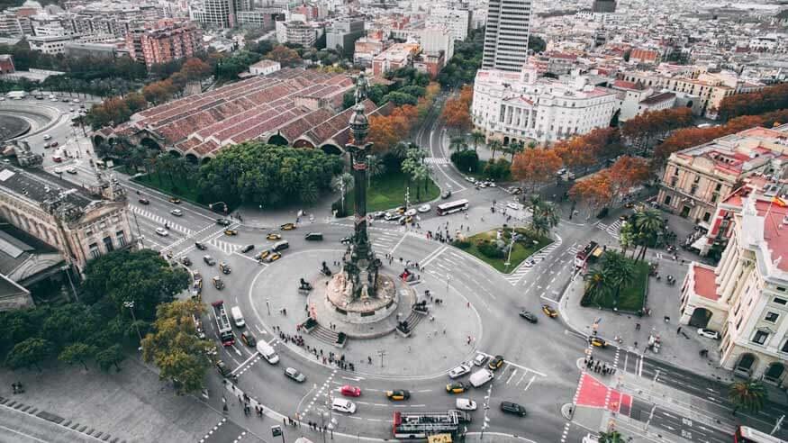 اقامت اسپانیا از روش تمکن مالی